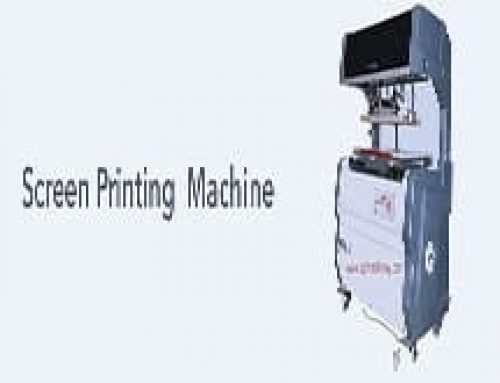 13 Things About Screen Printing Machines You May Not Have Known