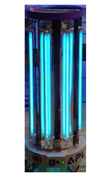 UV blaster